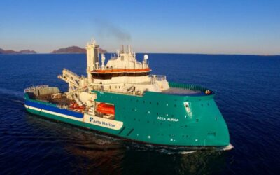 General Electric Renewable Energy a choisi le SOV d'Acta Marine