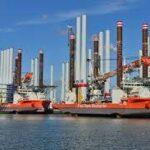Moray East : Fred. Olsen Windcarrier remporte le contrat d'installation des turbines