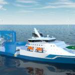 Taïwan investit dans un navire câblier