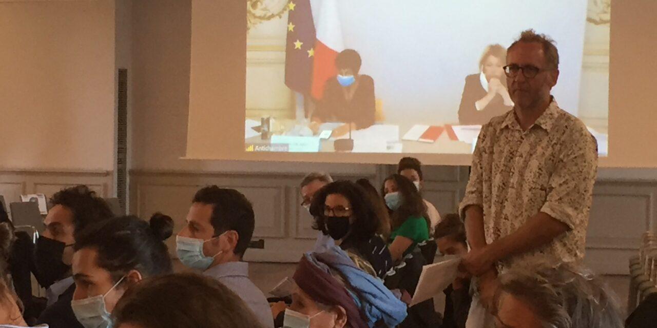 CPDP Méditerranée : Compte rendu du débat «EOS» à J-30