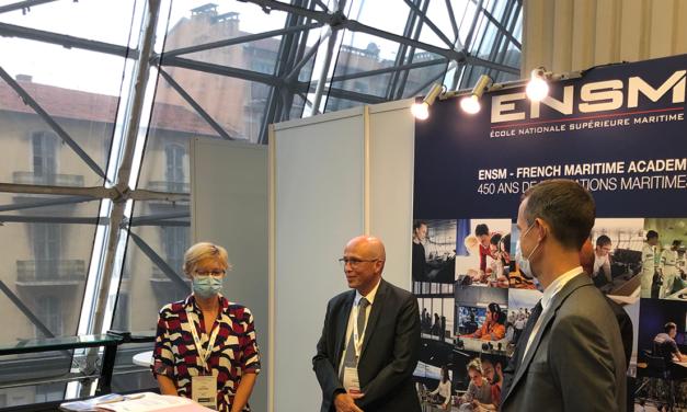 L'ENSM signe des partenariats avec STAPEM et wpd