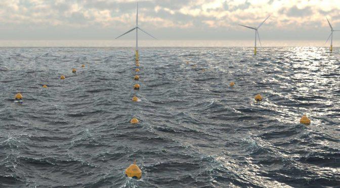 EU-SCORES, SBM Offshore partenaire du projet européen pour une énergie éolienne offshore hybride bancable.