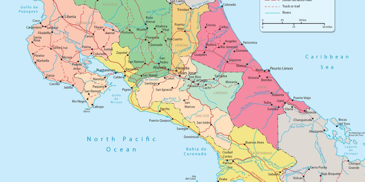 Le GWEC et le Costa Rica pensent à développer l'éolien en mer