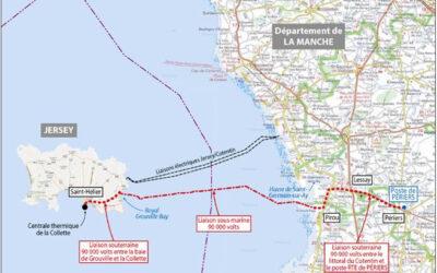 Post Brexit «pêche» : «l'arme câbles électriques» entre la France et Jersey