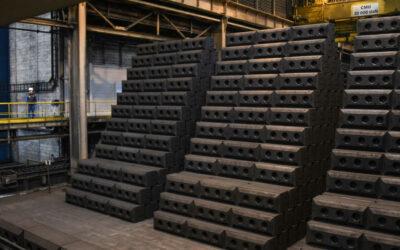 Coup de bourse sur la fonderie d'Aluminium de Dunkerque
