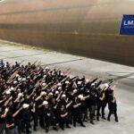 LM Wind recrute et lance le 2è moule d'Haliade à Cherbourg