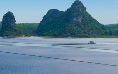 Solaire flottant : Sungrow FPV reçoit une déclaration de conformité de DNV