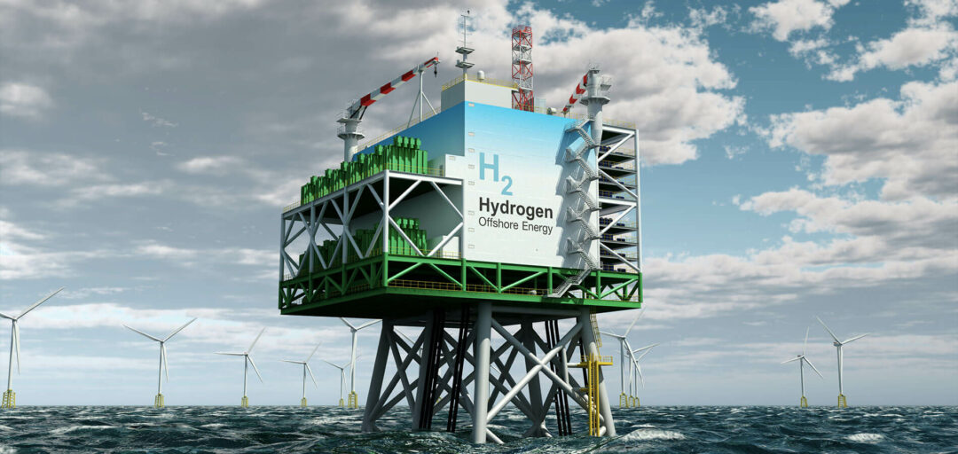 Produire de l'hydrogène vert en mer, un sujet émergent