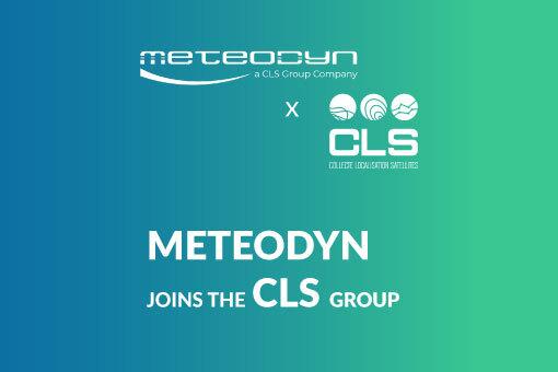 Meteodyn a rejoint CLS
